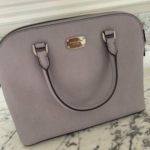 🆕 Michael Kors lilac handbag WITH TAGS!